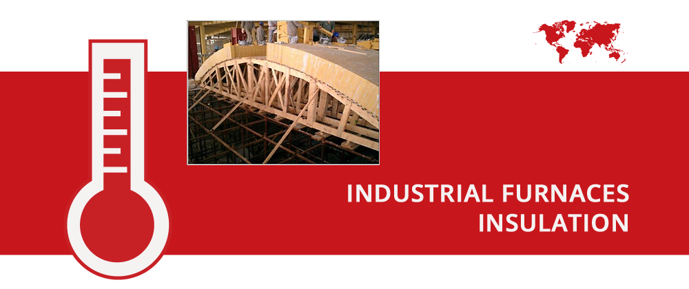 Lubisol - industrial furnaces insulation.