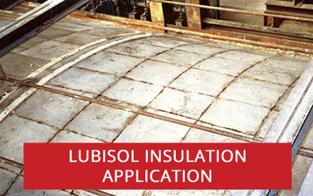 Lubisol insulation application